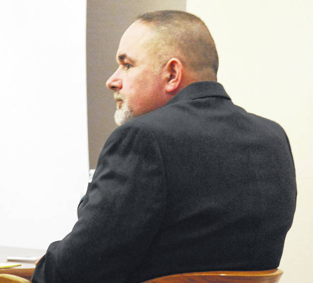 Jurors were seated Tuesday in the trial of Gilbert Frew, a firefighter with the City of Lima who is charged with two counts of gross sexual imposition for allegedly groping two young girls.