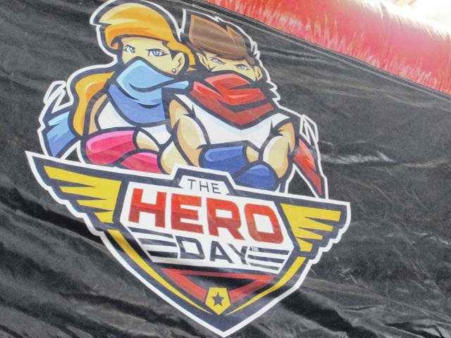 Owners of The Hero Day, an inflatable obstacle course now open at the Lima Mall, hope more entertainment venues will open on the west end of the Lima Mall.