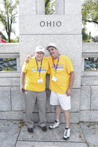 Jefferson Awards: Melvin honored for work with Honor Flight