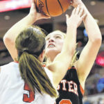 Girls basketball: Minster returns to championship game