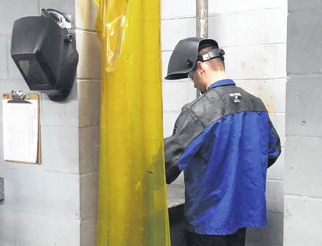 Apprenticeship programs help provide the building trades with workers.