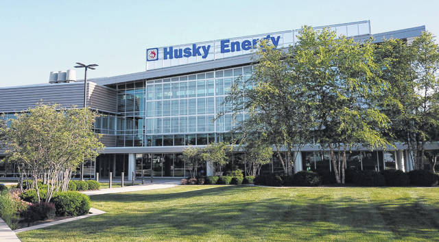 Husky Energy's maintenance department in Lima recently marked four years without a reportable injury.