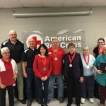 Red Cross honors volunteers