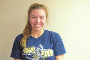 Schroeder mixes academics with athletics at O-G