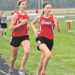 Lima area girls high school track and field capsules