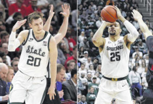 Michigan State seniors emerge as standouts