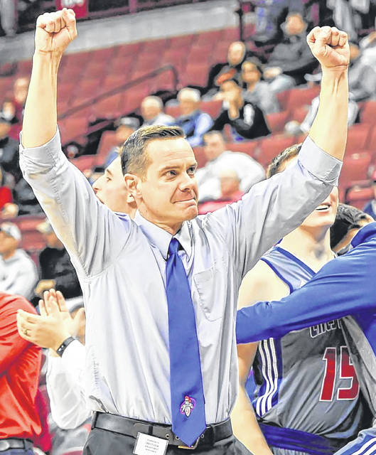 Jeremy Best collected 291 of his 314 career victories during his 17 seasons as Crestview's boys varsity basketball coach.