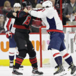 Ovechkin punch puts Carolina rookie into concussion protocol