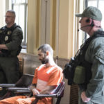 Inmate pleads guilty in stabbing attack on prison guard