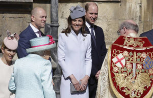 Queen Elizabeth celebrates 93rd birthday at Easter service