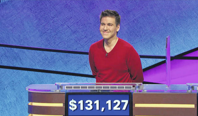 """Jeopardy!"" contestant James Holzhauer won a single-day record $131,127 on an episode that aired April 17. On his 14th appearance Tuesday, Holzhauer eclipsed the $1 million mark in winnings."