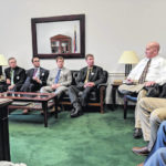 Mercer County farmer brings concerns to Capitol Hill