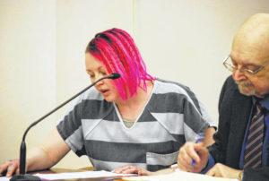 Kenton woman smuggling fentanyl inside body appears in court