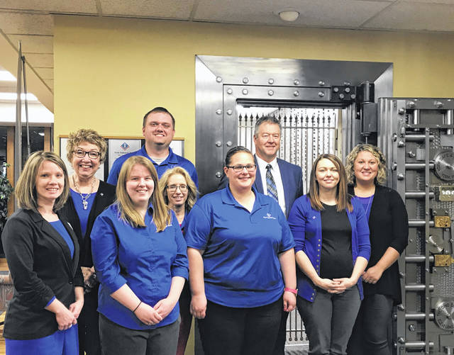 First National Bank Marks 100 Year Anniversary The Lima News