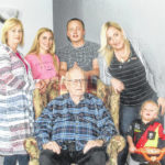 Five generations: Burklo family