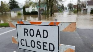 High water hits Lima region, closes portion of I-75