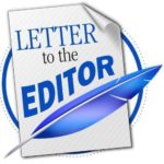 Letter: The hand of Mother Nature