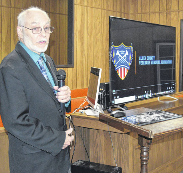 David Paxton Sr. hosted a design unveiling event at Immanuel Baptist Church on Saturday.