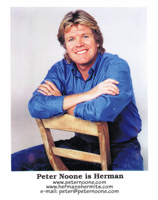 Peter Noone has been associated with Herman's Hermits since he was 15 years old.