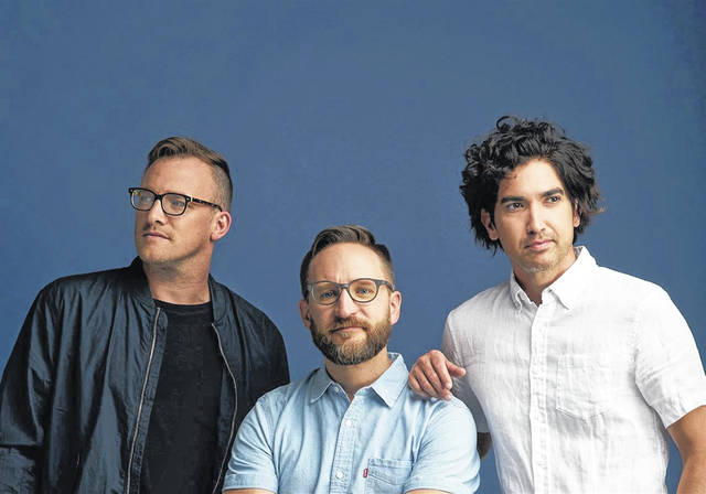 Sanctus Real will be in concert Sunday evening in Van Wert.