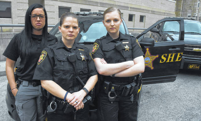 Females with a badge: Helping keep streets safe - The Lima News