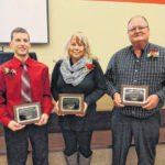 Vantage inducts three into Alumni Hall of Fame