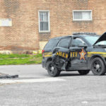 Allen County deputy, inmate suffer minor injuries after cruiser struck