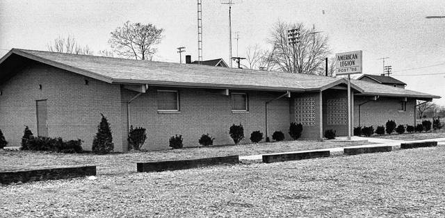 The William Paul Gallagher American Legion Post is pictured in this photo from 1966, on South Shore Drive.