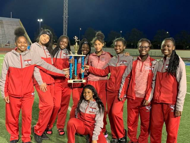 Track and field: Lima Senior girls win Edwin C. Moses Relays