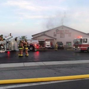 Fire damages Ottawa business