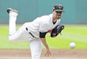 Indians rout O's 10-0