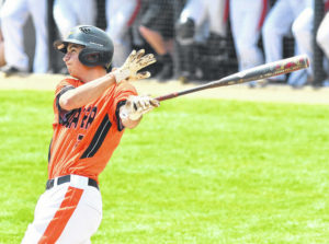 High school baseball: Riethman delivers big blow for Coldwater