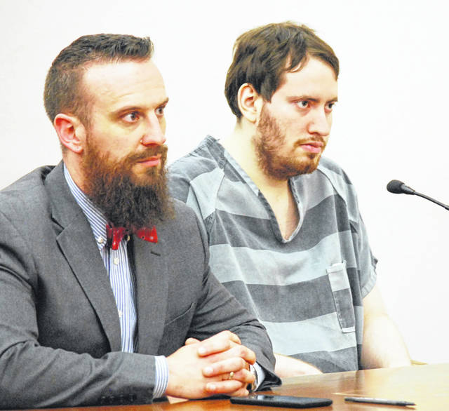 Garyson Merchant, 24, of Lima, was sentenced Wednesday to probation and a brief stint in the Allen County jail for stabbing his mother earlier this year with a Samurai-style sword.