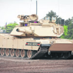 Tank plant readies new Abrams tanks