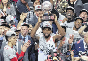Toronto has an NBA history, but it's ancient