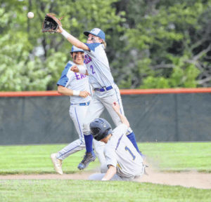 High school baseball: Ottawa-Glandorf's postseason run ends