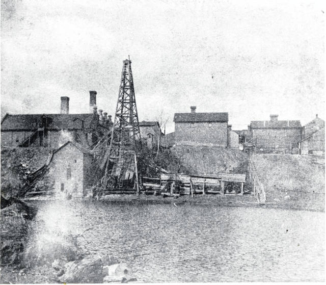 Lima rushed into the oil boom in 1885 when the Lima Paper Mill, owned by Benjamin C. Faurot, drilled for natural gas and found oil instead.