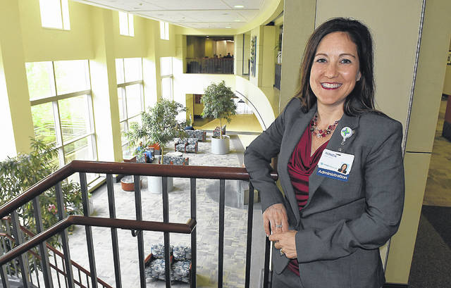 Ronda Lehman was named the new president of Mercy Health-St. Rita's Medical Center on Monday.