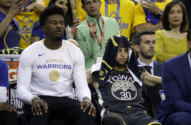 The injuries pile up, and the Warriors' reign ends