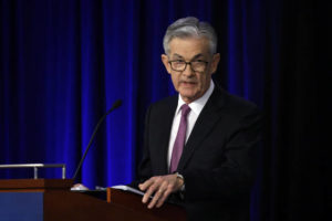 Fed leaves key rate unchanged … for now