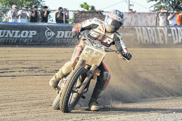 The annual Lima Half Mile motorcycle races return Saturday to the Allen County Fairgrounds.