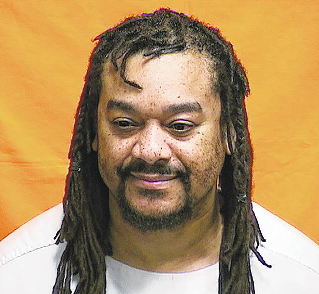 This undated photo provided by the Department of Rehabilitation and Correction shows Genesis Hill. A judge reduced the sentence of Hill, an Ohio death row inmate Thursday, June 27, 2019, to 30 years to life after his conviction was overturned based on new evidence suggesting his infant daughter's death was accidental.
