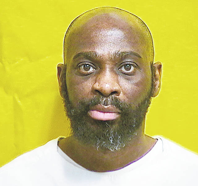 This undated photo provided by the Department of Rehabilitation and Correction shows Angelo Fears. On June 24, 2019, the Ohio Supreme Court agreed to cancel a scheduled October execution for death row inmate Fears, after prosecutors and defense attorneys agreed his sentence should be changed to life without parole.