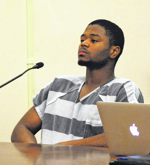 Jayleontre Harris, already serving a 14-year prison sentence for aggravated robbery, on Monday rejected a plea deal from prosecutors in a separate case. Harris, acquitted of murder charges by an Allen County jury last year in connection with the 2016 shooting death of Eric Staup, is charged with felonious assault, having a weapon under disability and aggravated robbery.