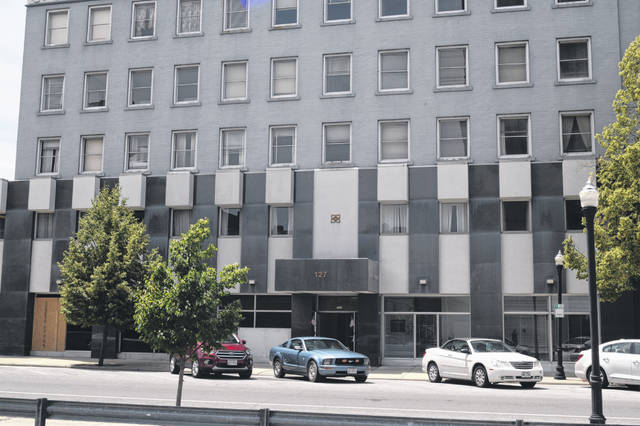 This property at 127 N. Elizabeth St. could be renovated with upscale apartments by the middle of next year.