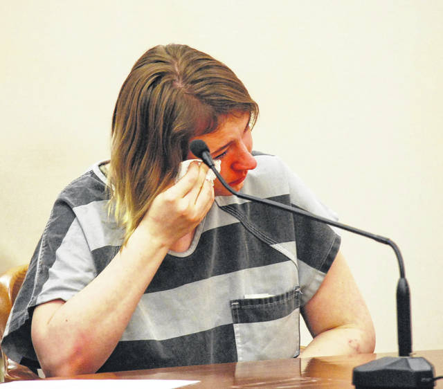 Bobby Spyres, 27, of Lima, was sentenced Thursday to eight years in prison for causing the death of Lima resident Larry Money by providing him with heroin laced with fentanyl last year.