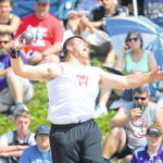 State track and field: Van Wert's Kirsten Clay wins Division II discus