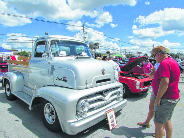 The Westgate Charity Car Show attracted around 300 registered cars last year.