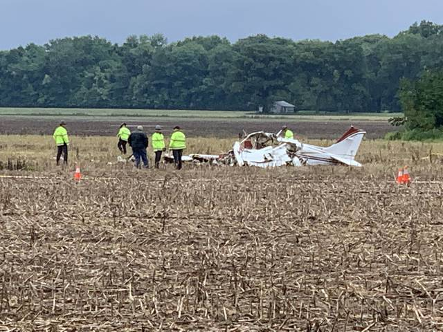 Two die in plane crash near Elida - The Lima News
