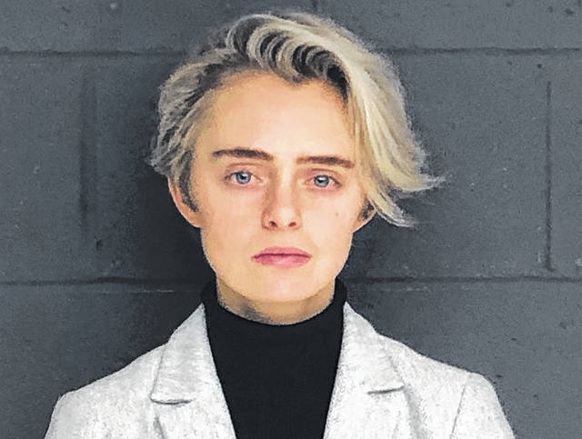 This Feb. 11 booking photo released by the Bristol County Sheriff's Office shows Michelle Carter, convicted for sending a barrage of text messages urging boyfriend Conrad Roy III to kill himself. Roy took his own life in Fairhaven, Mass., in July 2014. A new HBO documentary that explores the case premieres on July 9.